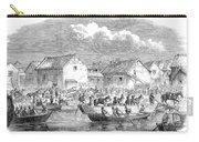 Second Opium War, 1860 Carry-all Pouch