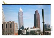 Skyscrapers In A City, Philadelphia Carry-all Pouch