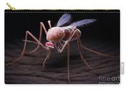 Anopheles Mosquito Carry-all Pouch