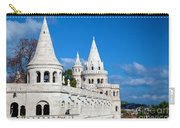 Fisherman's Bastion In Budapest Carry-all Pouch