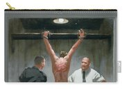 12. Jesus Is Beaten / From The Passion Of Christ - A Gay Vision Carry-all Pouch