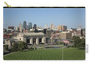 Kansas City Skyline Carry-all Pouch