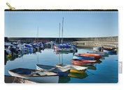 Lyme Regis Harbour Carry-all Pouch