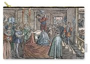 Mary, Queen Of Scots (1542-1587) Carry-all Pouch