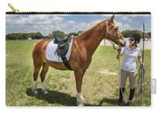 Rocking Horse Stables Carry-all Pouch