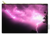 Rounds 2 3 Late Night Nebraska Storms Carry-all Pouch