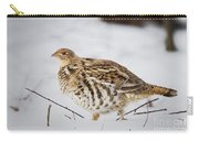 Ruffed Grouse Carry-all Pouch