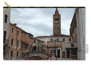 Venice Views Carry-all Pouch