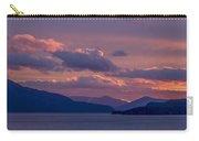 121205a-154 A Sunnyside Sunrise Carry-all Pouch