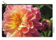 Dahlia From The Showpiece Mix Carry-all Pouch