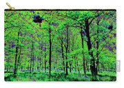 Forest Art Carry-all Pouch