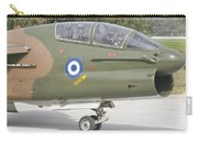 Hellenic Air Force Ta-7 Corsair II Carry-all Pouch