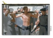 13. Jesus Goes To His Execution / From The Passion Of Christ - A Gay Vision Carry-all Pouch