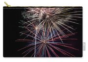 Local Fireworks Carry-all Pouch by Mark Dodd