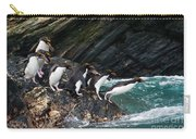 Macaroni Penguin Carry-all Pouch
