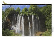 Plitvice Lakes National Park Croatia Carry-all Pouch