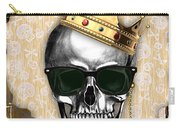 Skull Art Collection Carry-all Pouch