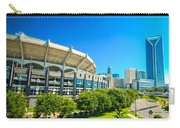 Skyline Of Uptown Charlotte North Carolina Carry-all Pouch