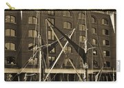 St Katherine's Dock London Carry-all Pouch