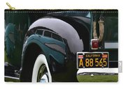 Terra Nova Hs Car Show Carry-all Pouch