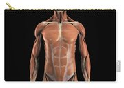 The Muscle System Carry-all Pouch