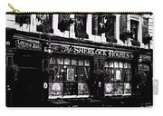 The Sherlock Holmes Pub  Carry-all Pouch