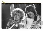 Van Halen - Sammy Hagar With Eddie Van Halen Carry-all Pouch