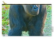 Western Lowland Gorilla Carry-all Pouch