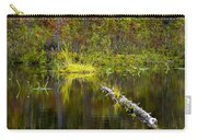 131005b-052 Forest Marsh 2 Carry-all Pouch