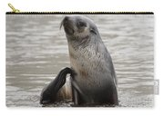 Antarctic Fur Seal Carry-all Pouch
