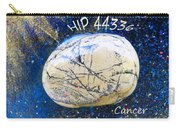 Barack Obama Star Carry-all Pouch by Augusta Stylianou