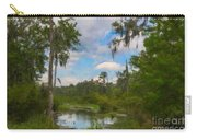 Lowcountry Marsh Carry-all Pouch