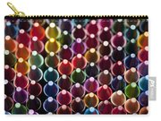 Rows Of Multicolored Crayons  Carry-all Pouch
