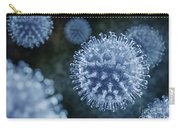 Swine Influenza Virus H1n1 Carry-all Pouch