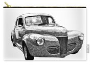 1941 Ford Coupe Carry-all Pouch