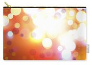 Abstract Background Carry-all Pouch by Les Cunliffe