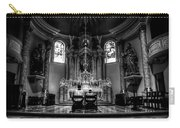 Church Of Saint Agnes Carry-all Pouch