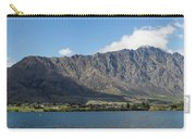 Lake With Mountain Range Carry-all Pouch