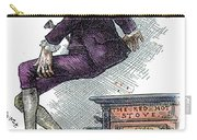 Oscar Wilde (1854-1900) Carry-all Pouch