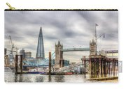 River Thames View Carry-all Pouch