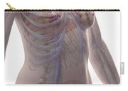 The Cardiovascular System Female Carry-all Pouch