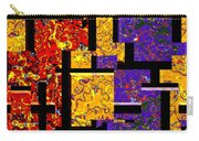 1517 Abstract Thought Carry-all Pouch