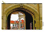1540 Entrance To Enkhuizen-netherlands Carry-all Pouch
