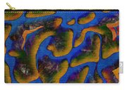 1541 Abstract Thought Carry-all Pouch