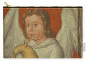 15th Century Angel Painting 6 Carry-all Pouch