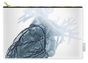 Coronary Blood Supply Carry-all Pouch