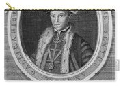 Edward Vi (1537-1553) Carry-all Pouch