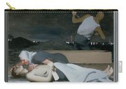 16. Jesus Is Buried / From The Passion Of Christ - A Gay Vision Carry-all Pouch