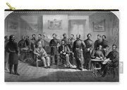 Lee's Surrender, 1865 Carry-all Pouch