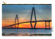 Twilight Over Ravenel Carry-all Pouch